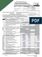 W.K. Kellogg Foundation 2015-16 fiscal year 990 form