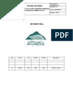 INFORME FINAL O77460 - Servicio de Desmontaje y Embalado de PLC