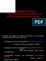 Embriologia II