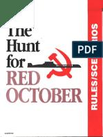 Hunt for Red October OCR