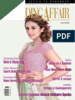 Wedding Affair Publication