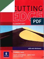 NEW CUTTING EDGE - ELEMENTARY- STUDENTS BOOK (1).pdf