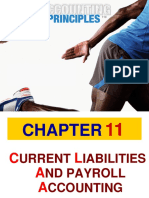 Current Liabilities & Payroll Accounts