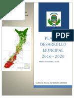 PLAN DE DESARROLLO MUNCIPAL 2016 - 2020.pdf