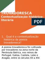 1 P.-troVADORESCA- Contextualização-histórico Literária (1)