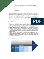 Caso BCP - Mejora Procesos Data WareHouse
