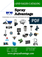 SprayAdvantage 2017 Catalog
