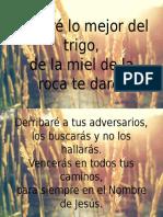 Te Daré Lo Mejor Del Trigo - José Luis Torres.pptx