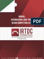Manual Book Irtdc 2017
