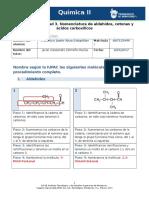 A07125949-MIV - U5 - Actividad 3. Nomenclatura de Aldehídos, Cetonas y Ácidos Carboxílicos