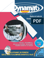 Catálogo Dynamat