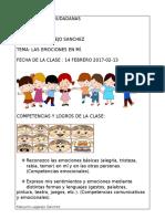 Plan de clases competencias ciudadanas
