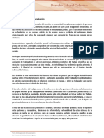 Tema 2 Derecho Laboral Colectivo