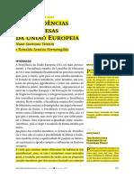 As Presidências Portuguesas Da União Europeia_Nuno Severiano Teixeira e Hermenegildo