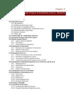 Ch 6 Diagnosis & Examination MH