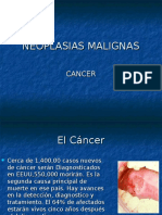 NEOPLASIAS MALIGNAS.Cancer.ppt