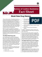 Bureau of Justice Assistance Fact Sheet