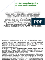 Apresentação - Aquilombar-se no Brasil Meridional