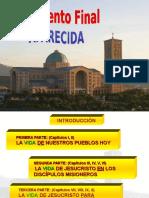 2007 APARECIDA Vision Global