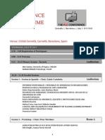 Programme PLE2010