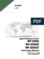 RP 2002 Manual