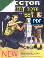 Gilbert Catalogue 1958