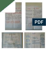 Exposiciones de Cuarto de Secundaria PFRRHH