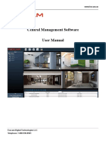 Central Management Software User Manual