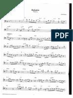 Etude Trombone Bass