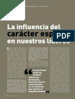 Executive Excellence - La influencia del carácter español