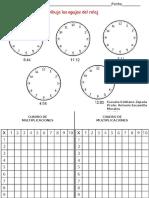 Reloj y Cuadro de Multi