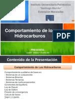 Comportamiento de Los Hidrocarburos LAUDY VEGAS