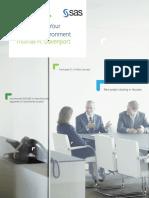 2016 Deloitte Modernizing Your Analytics Environment