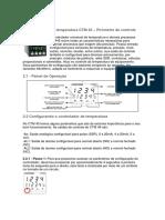 Manual Tecnico Forno TT - Camara