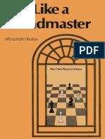 Pdf chess endings essential knowledge