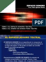 Espacio Sonoro Tema3y4 Pablo Iglesias Simon