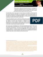5. Plan de Inversiones y PlaneaciÓn Financiera