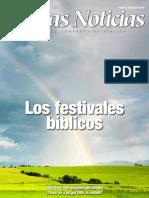 Las Buenas Noticias - Marzo/Abril 2010