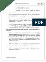 Guía Abordaje de Conflictos Interpersonales