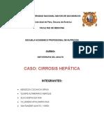 Cirrosis F