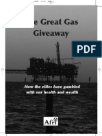 The Great Gas Giveaway