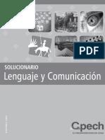 Solucionario de Libro Anual LC 2014