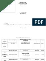 Modelo Plan de Sesion