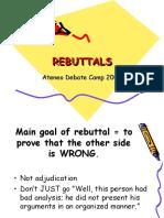 10 Rebuttals 2003 Version
