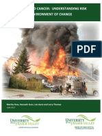 Firefighters and Cancer Study