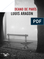 Aragon, Louis - El aldeano de Paris.