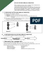 O MÉTODO DE ESTUDO BÍBLICO INDUTIVO.doc