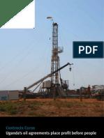 Curse of Uganda's agreements Big Oil