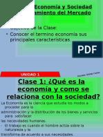Clase 1 (Que Es La Economia)