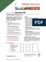 RPM Compressor Oil